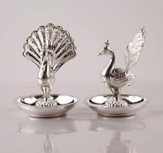 silver gift items silver pooja item online