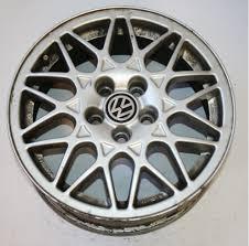 golf mk3 gti vr6 6 5j x 15 bbs alloy wheel rim 5 x 100 1h0 601 025