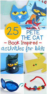 pete the cat activities and crafts will