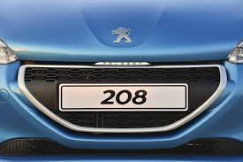 peugeot car logo peugeot 208 the model range