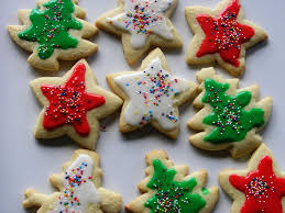 sugar cookie with sprinkles wallpaper
