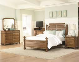 queen size island headboard u0026 footboard bed with woven panels