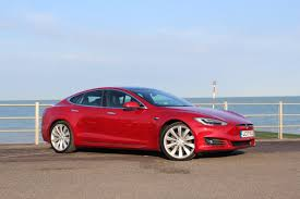 2017 Tesla Model S 100d Review Car Reviews Driver U0027s Seat