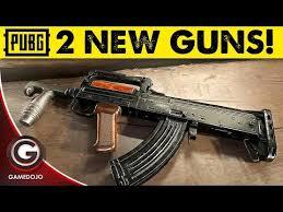 pubg new update pubg playerunknown s battlegrounds new update 2 new guns to