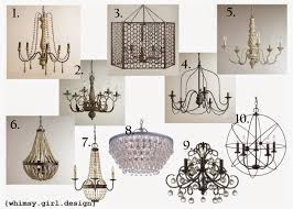 New Chandeliers Whimsy Friday Finds Chandeliers Under 200