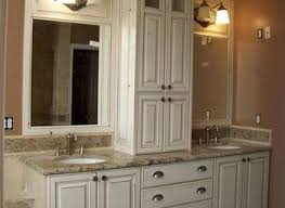 bathroom sinks and cabinets ideas magnificent bathroom cabinet ideas with wall lighting sconce realie