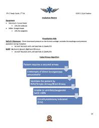 flight paramedic fp c study guide by iamed u2013 ia med