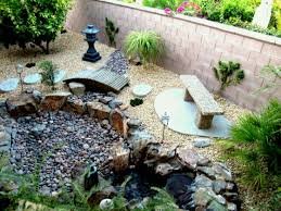 beautiful backyard landscaping with rocks additional full size home