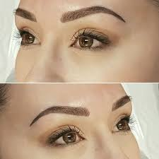 New Eyebrow Tattoo Technique Haley U0027s Cosmetic Tattooing Home Facebook