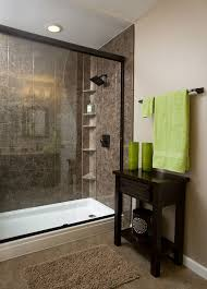 Zen Bathroom Ideas by Tub To Shower Conversion Stuff To Buy Pinterest Tubs