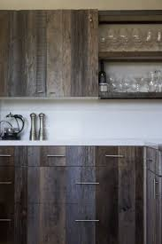 Wood Used For Kitchen Cabinets Refinished Refacing Kitchen Cabinets Looks So Modern Kitchen