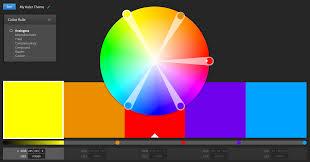 Colorschemer Adobe Kuler Vs Colourlovers Vs Paletton Previously Color Scheme