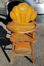 Antique Wood High Chair Hedstrom High Chair Cool Hedstrom High Chair With Hedstrom High