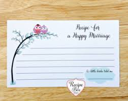 Advice To Bride And Groom Cards Advice Cards Wedding Etsy