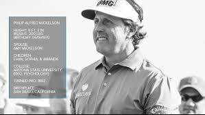 Watch Major Chionships The 5 Biggest U S Open - bio phil mickelson