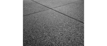 Commercial Rubber Flooring Black Commercial Rubber Flooring Tile 1m X 1m X 15mm