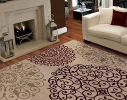 rugs black floral area rugs modern area rugs for living room