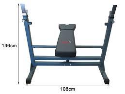 Olympic Bench Press Equipment Aquila Samson Pro Olympic Bench Press Buy From Fitness Market