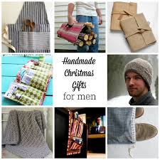 handmade christmas gifts for men onecraftymumma craft