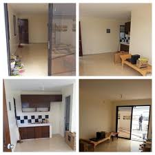 studio type apartment before and after photos of a studio type apartment in manila