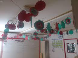 christmas decoration ideas for classroom