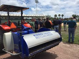 tour guide training news central florida sports turf managers association