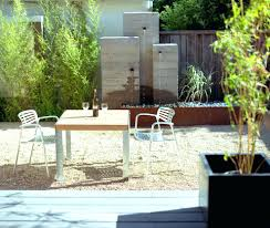planters fence planter box ideas hanging boxes paling fence