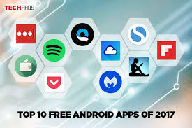 top free android apps top 10 free android application of 2017 techpads in