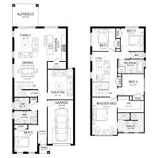 floor plans sydney new home builders coral 27 double storey home designs