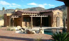 Outdoor Living Floor Plans by Outdoor Living Hacienda Style House Plans House Style Design