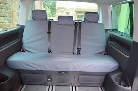 volkswagen caravelle interior 2016 vw volkswagen t5 caravelle 2003 2015 tailored seat covers