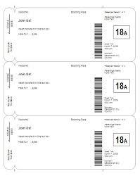 25 unique boarding pass template ideas on pinterest boarding