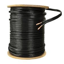 Landscape Lighting Wire 50 Ft 10 2 Direct Burial Wire 10 Awg Plt Clv 1002 0 50ft