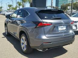 used lexus suv for sale in san diego 2017 lexus nx nx turbo fwd suv for sale in san diego ca 43 702
