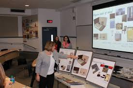students design home interiors for displaced sandy families