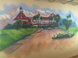 the talking walls memory care murals in san diego del coronado del coronado san diego del coronado painting del coronado mural