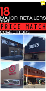 Barnes And Noble Price Match Policy 17 Major Retailers That Price Match Competitors The Krazy Coupon