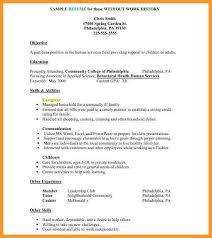 Family Caregiver Resume 6 Resume For Work Bird Drawing Easy