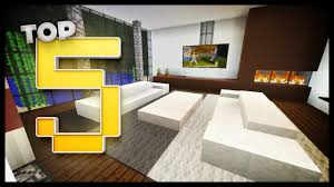 elegant minecraft living room designs with additional designing