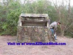 Homemade Goose Blind Duck Blind How To Assemble Youtube