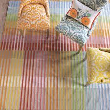 Recycled Plastic Furniture Plaid Outdoor Rug Hand Woven From Recycled Plastic Bottles