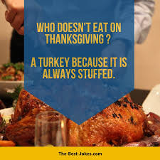 thanksgiving jokes top one liners in picture form