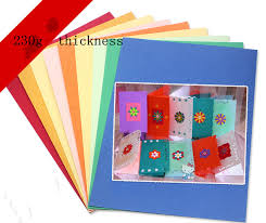 aliexpress com buy 10pc lot 230g christmas handmade greeting