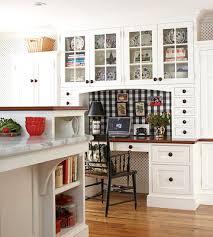 Kitchen Desk With Hutch Amazing Kitchen Desk Ideas Bgliving