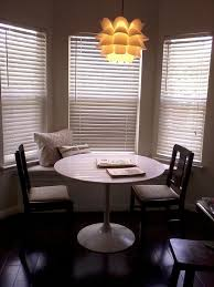 Bay Window Seat Kitchen Table Table Designs - Bay window kitchen table