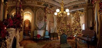 victorian christmas photos another lovely parlor decorated for