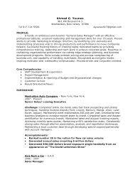 Leasing Agent Sample Resume by Car Rental Agent Resume Sample Contegri Com