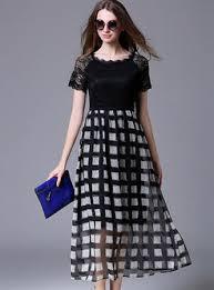 slim chiffon floral print short sleeve maxi dress ezpopsy com
