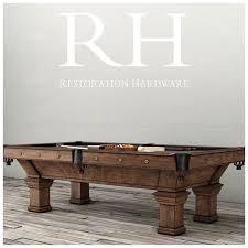restoration hardware pool table 18 luxury image of restoration hardware pool table 47069 tables ideas