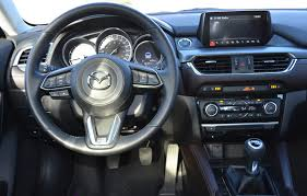 renault clio interior 2017 mazda6 a strong presence in competitive sedan market wheels ca